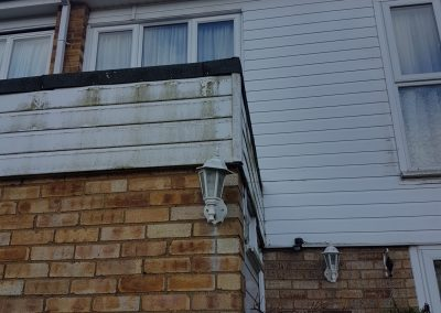 cladding cleaning in Hertfordshire