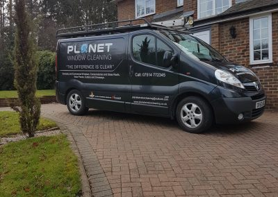 gutter cleaning in bushey heath