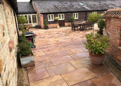 driveway cleaning hertfordshire after