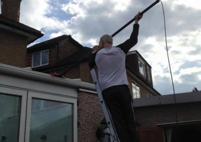 window cleaning in bushey heath