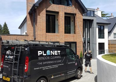 Planet window Cleaning Hertfordshire